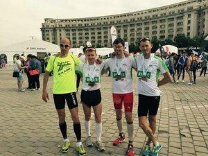 Молдаване выиграли эстафету в полумарафоне в Румынии
