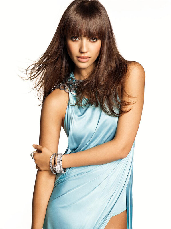 Джессика Альба (Jessica Alba) 2009
