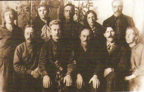 Первые педагоги школы 20-30 годов