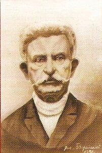 Михалкевич Климентий Венедиктович — первый директор школы