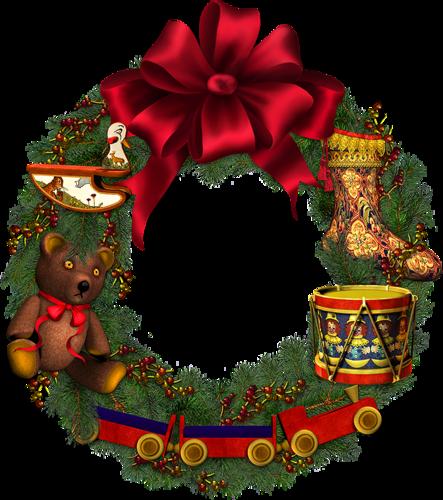 Клипарты новый год рождество