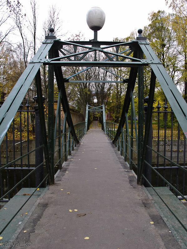 Мост через Обводной канал