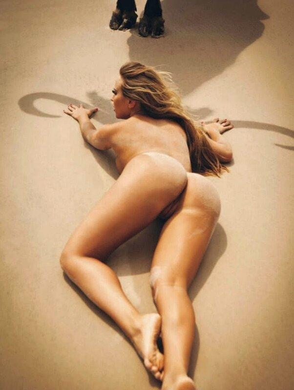 Andressa Ribeiro in Playboy