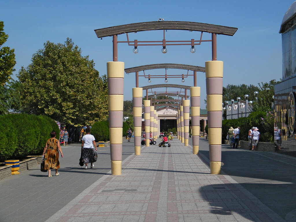 город Анапа, города России