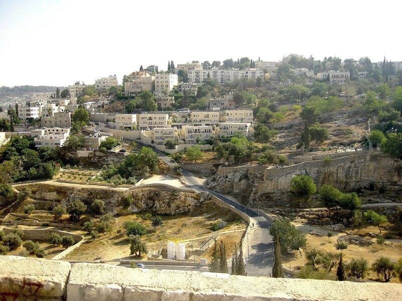 Иерусалим - Святой город  3-х религий