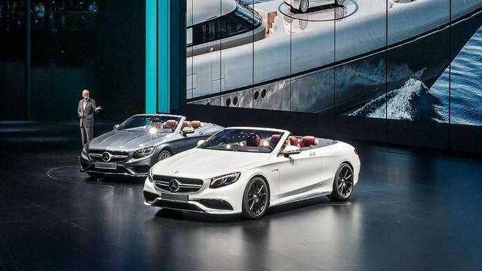 Самые дорогие новинки Франкфуртского автосалона