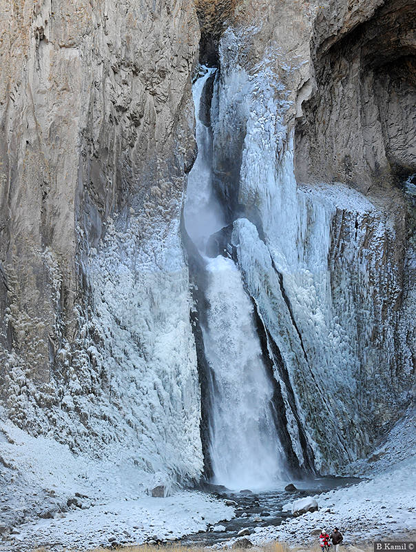 Водопад Тузлук-Шапа (Каракая-су)