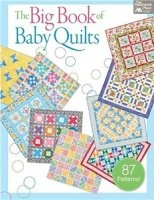 Журнал The Big Book of Baby Quilts