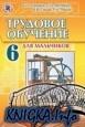 Книга Трудовое обучение (для мальчиков). 6 класс. Учебник