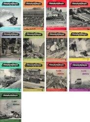 Журнал MIBA Miniaturbahnen 1973