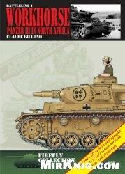 Книга Workhorse: Panzer III in North Africa (Battleline 1)