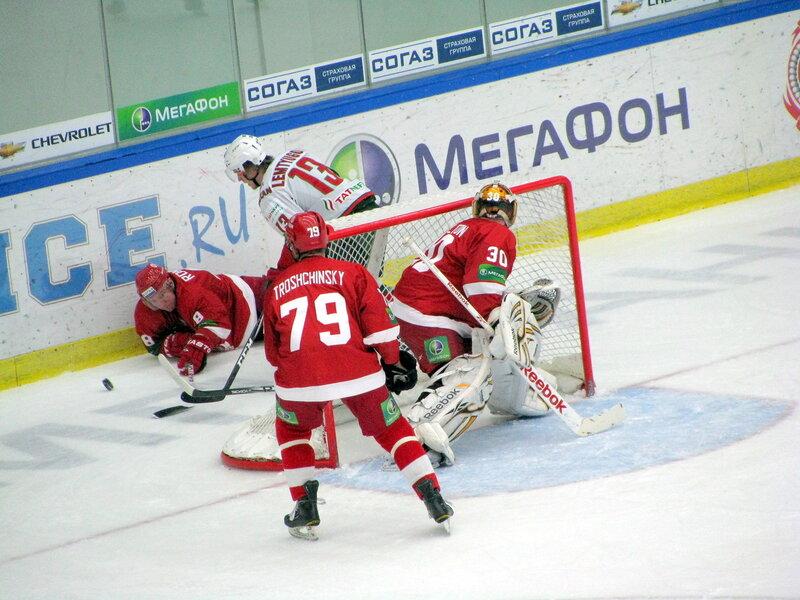 Витязь-Ак Барс (Фото).