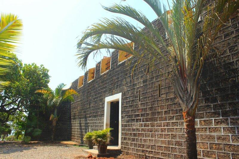 Гоа, форт Тиракол