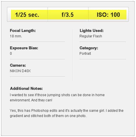 Описание световой схемы прыжок вдвоем