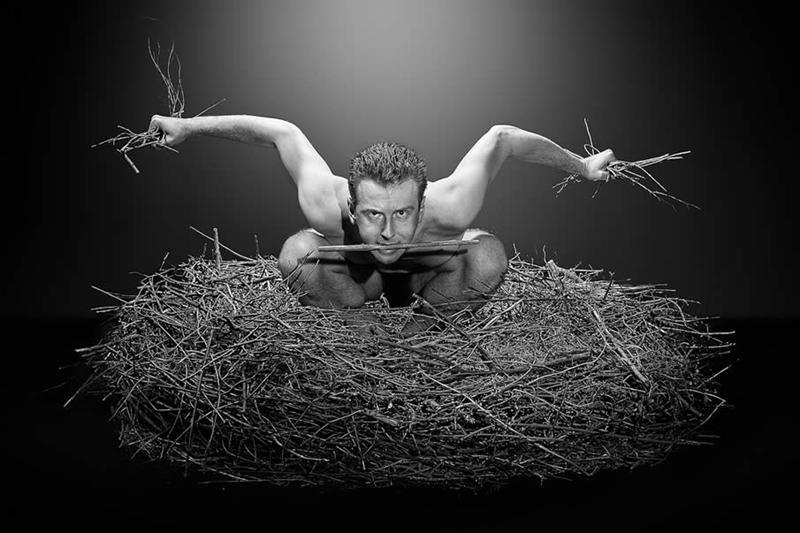 Сюрреалистические фотографии Кристофа Кисяка