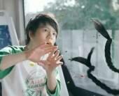 Боевые косички в китайской рекламе Skittles