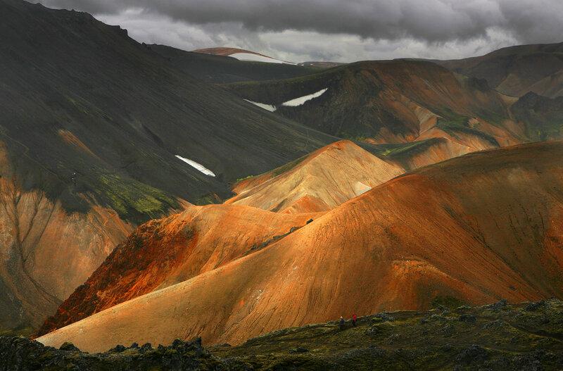Фантастические пейзажи фотографа Moro