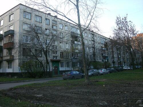 Бухарестская ул 66к2
