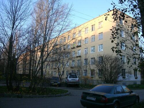 ул. Турку 8к5