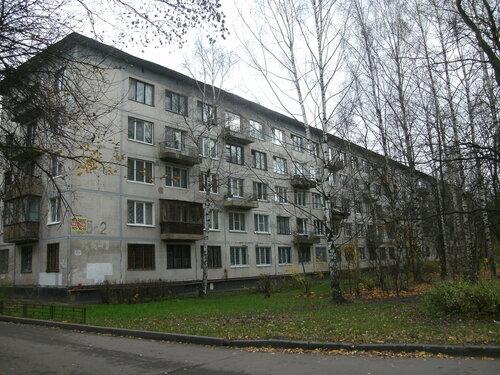 ул. Крыленко 25к2