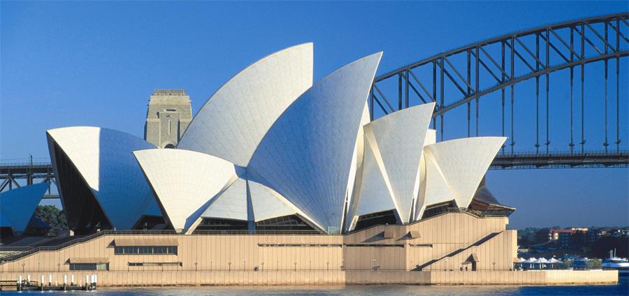 Сиднейская опера, Живой Сидней