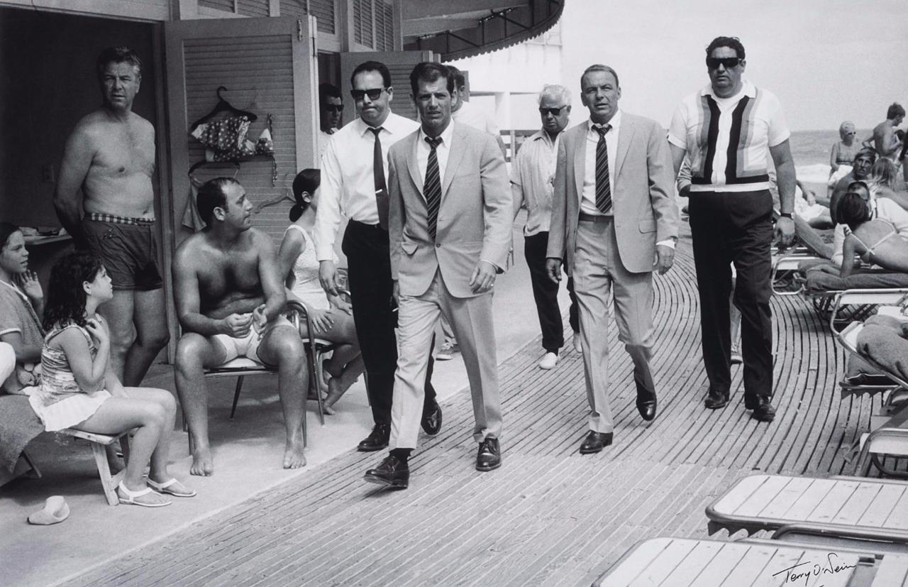 1968. Фрэнк Синатра в Майами