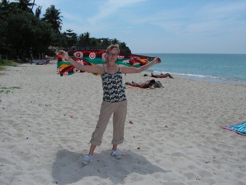 пляж острова Чанг