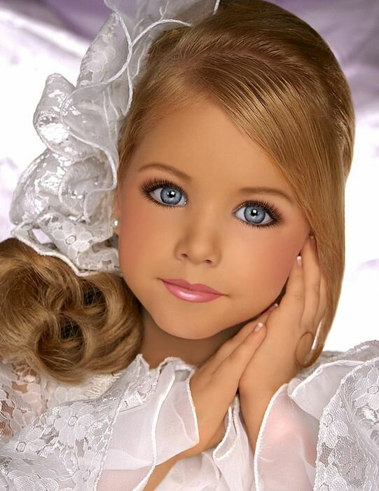 красивые дети девочки картинки
