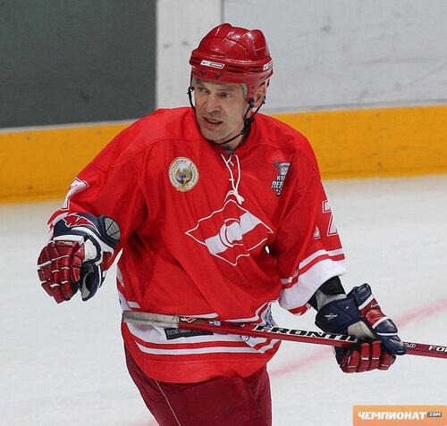 Спартак - ВВС МВО 4-7 11-11-2011