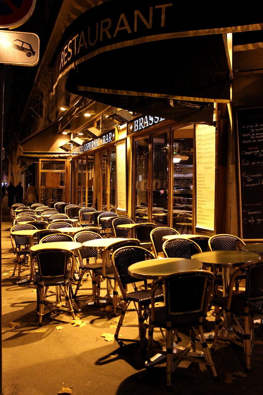 Уютное кафе