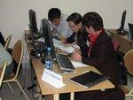 Астана. Семинар по школьным медиатекам.