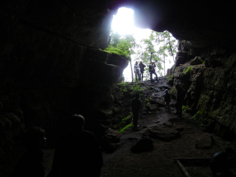 Свет в конце тоннеля (18.08.2015)