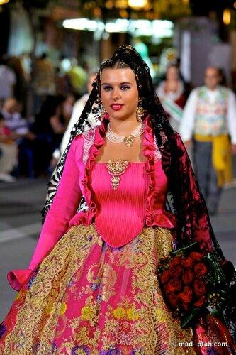 платье, аликанте