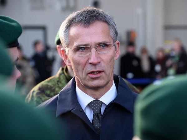 Генсек НАТО отказался решать проблемы Украинского государства