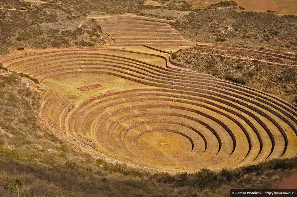 0 16a1f8 c1791d76 orig Морай и соляные копи Мараса недалеко от Куско в Перу