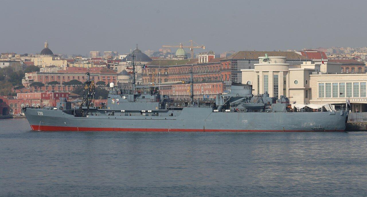 Египетская плавбаза Shalatein (class 701c, Glücksburg)