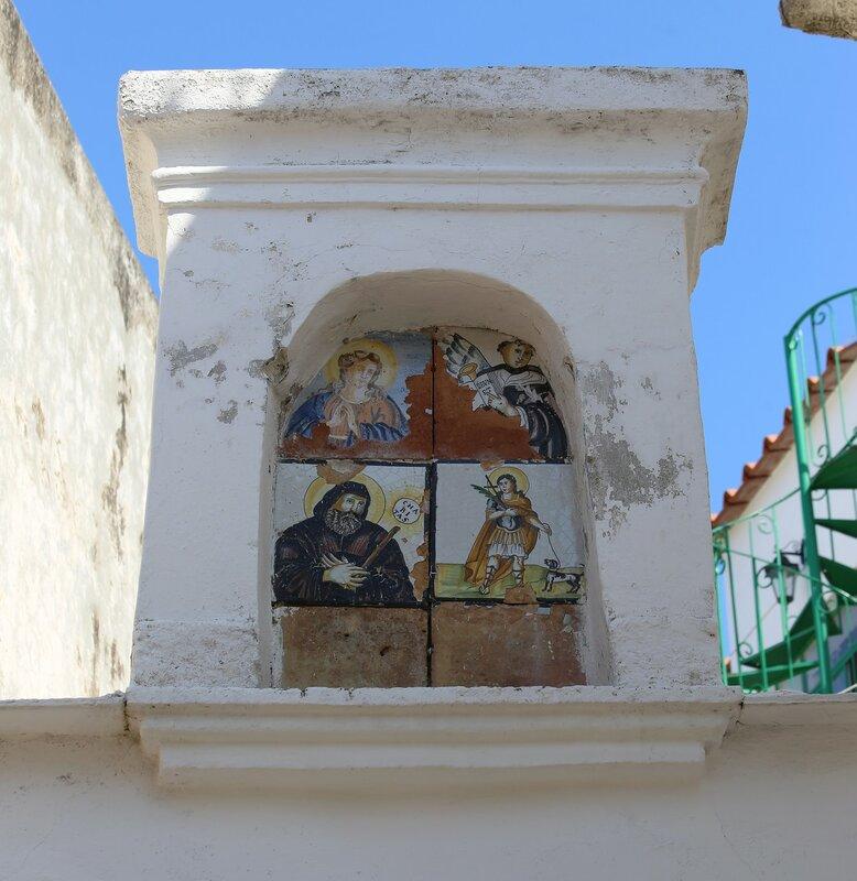 Искья, Форио. Улица Casa di Maio