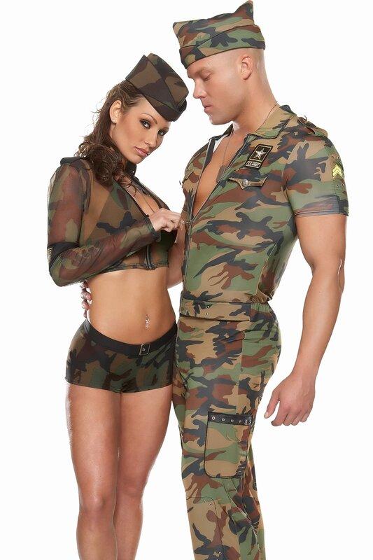 Женские эротические костюмы