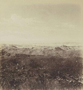 Панорама Севастополя, ноябрь 1855 года