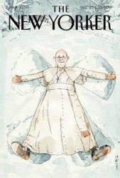 Журнал The New Yorker - 23-30 December 2013