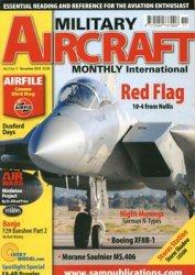 Журнал Military Aircraft Monthly International 2010-11