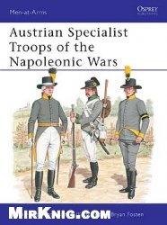 Книга Austrian Specialist Troops of the Napoleonic Wars