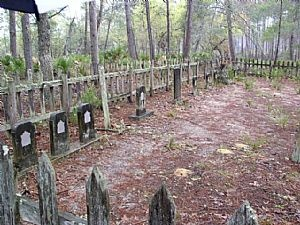 Longs' cemetery