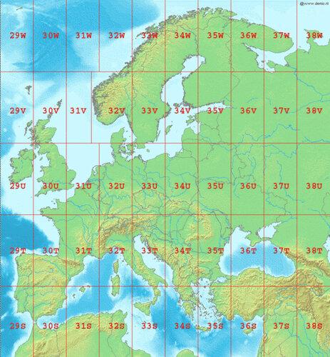 geodesy jamaica datum