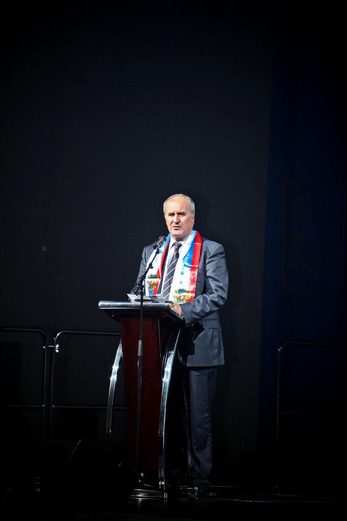 мэр Одинцово Александр Гусев