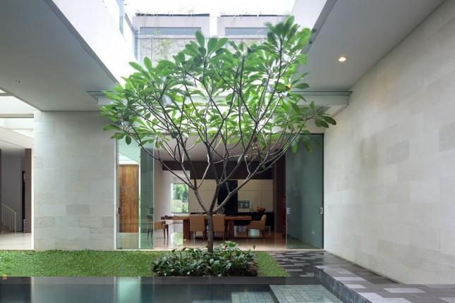 Роскошный дом в Джакарте
