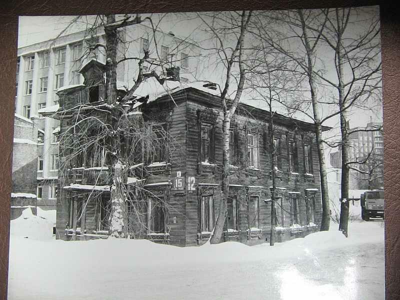 Дом Ушинского