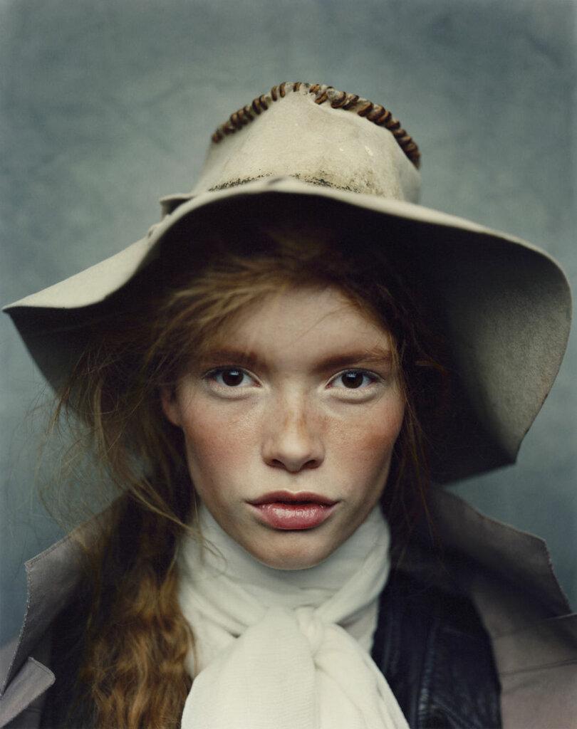 Portrait by Andreas Laszlo Konrath
