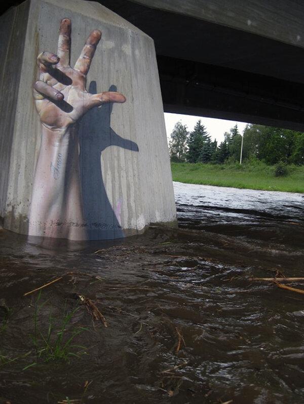 Street art by Tasso
