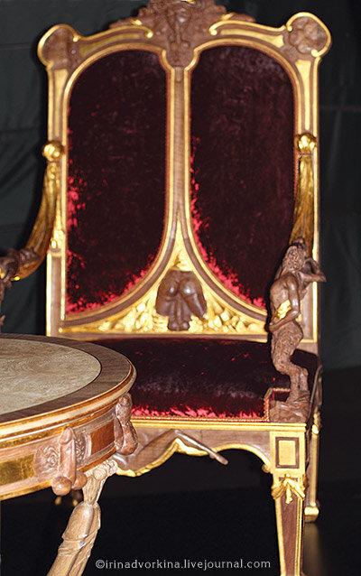 Эротическая мебель Екатерины Великой